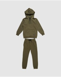 St Goliath - Hoodie and Trackpants Set - Teens