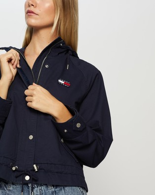 Tommy Jeans Waist Detail Jacket - Coats & Jackets (Twilight Navy)