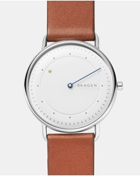 Skagen - Horizont Brown Analogue Watch