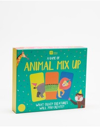 MERI MERI - Animal Mix Up Game