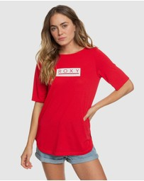 Roxy - Womens Brooklyn Baby A Sporty T Shirt