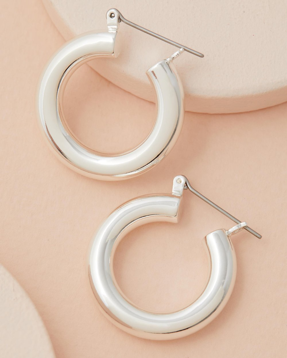 0e88521a6 The Baby Amalfi Tube Hoops by Luv Aj Online | THE ICONIC | Australia