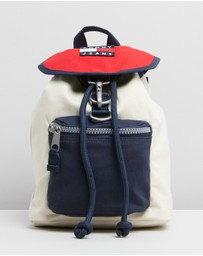 Tommy Jeans - Heritage Canvas Backpack