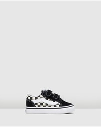 Vans - Old Skool V Check Infant