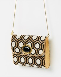 From St Xavier - Farah Clutch
