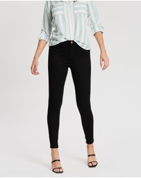 Dorothy Perkins - Regular Length Shape And Lift Jeans