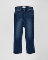Abercrombie & Fitch - Skinny Stretch Jeans - Teens