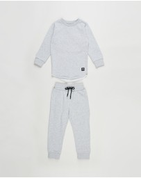 St Goliath - Crew and Trackpants Set - Kids