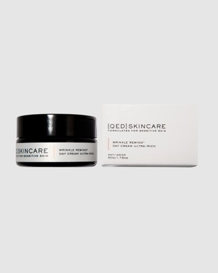 QED Skincare Wrinkle Rewind Day Cream Ultra Rich - Beauty (Bergamot + Lavender 6)
