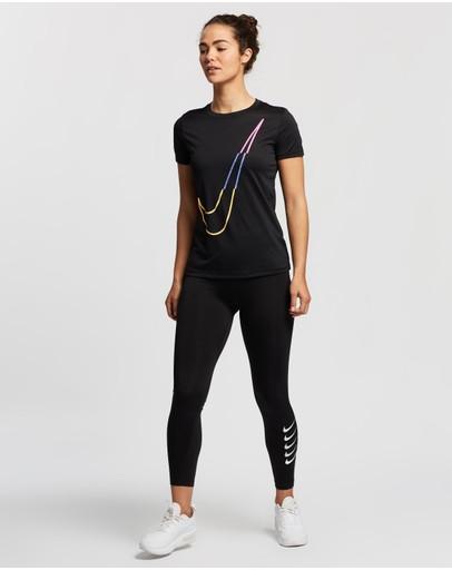 Nike Dry Legend Icon Clash Tee Black