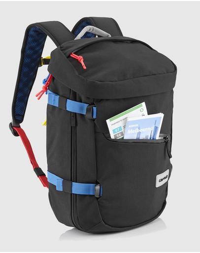 Crumpler Tucker Bag Backpack Black