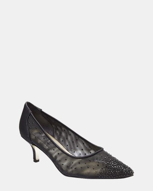 Alan Pinkus Spritz - Sandals (BLACK)