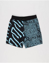 Lost Society - Print Boardshorts - Teens