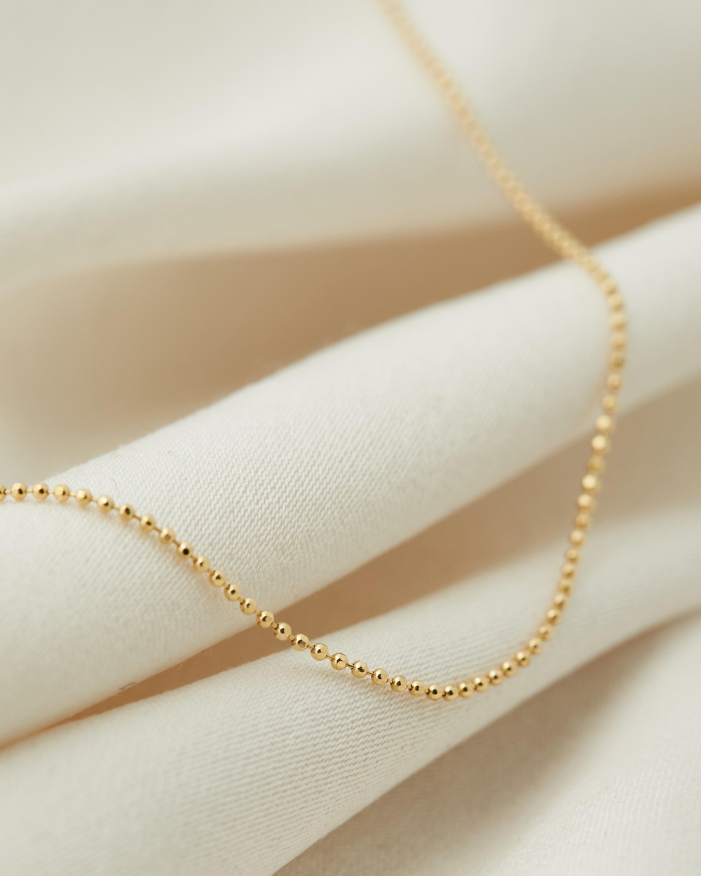 Medley Polka Chain Jewellery 18ct Fine Yellow Gold Plated
