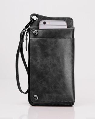 Belle & Bloom Penelope Wallet Gift Pack - Wallets (Black)