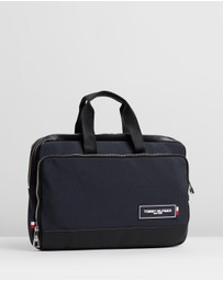 Patch Slim Computer Bag
