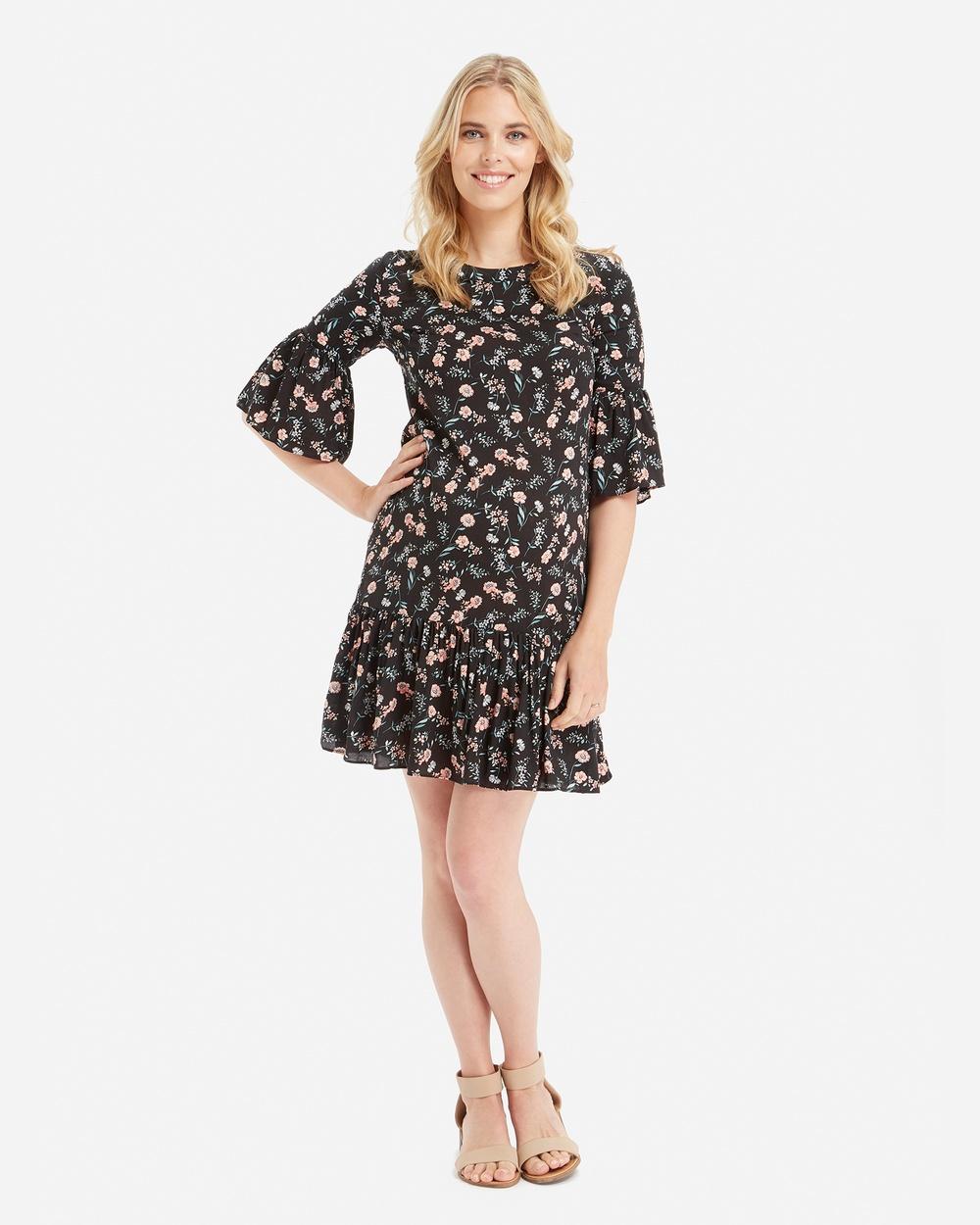 Glow Mama Freya Freya Maternity Dress