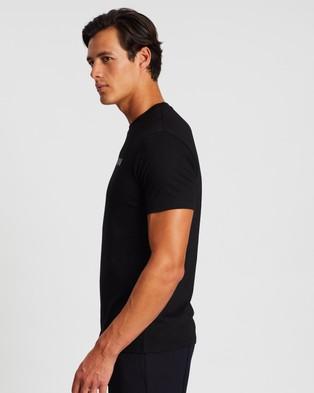 Emporio Armani - The Eagle Brand T Shirt T-Shirts & Singlets (Nero) T-Shirt