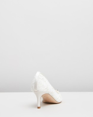 Panache Bridal Shoes Mary Heels - All Pumps (Ivory)