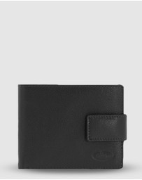 Cobb & Co - Jones RFID Safe Leather Wallet