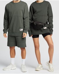 Russell Athletic - Heavy Panel Crew - Unisex