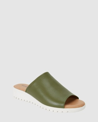 Sandler Fate - Wedges (KHAKI)