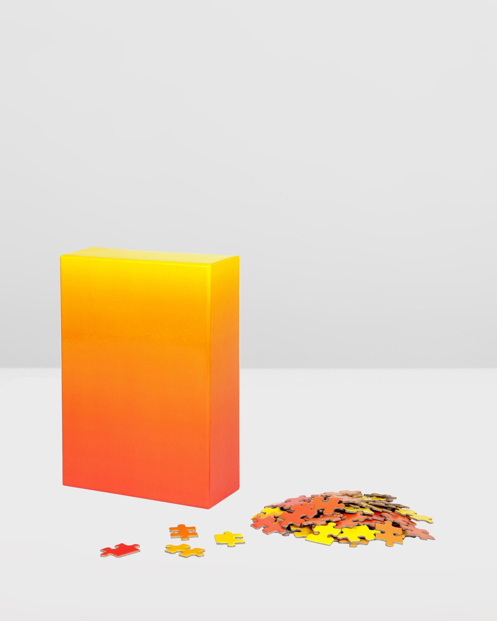 Areaware Gradient Puzzle All toys Red