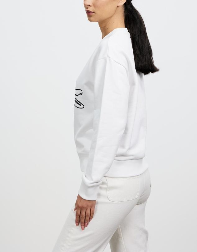 Women Graphic Croc Sweatshirt