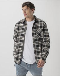 Zanerobe - Work Flannel LS Shirt