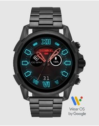 Diesel - Full Guard 2.5 Gunmetal Smartwatch