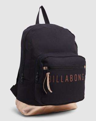Billabong Shine On Backpack - Backpacks (BLACK)