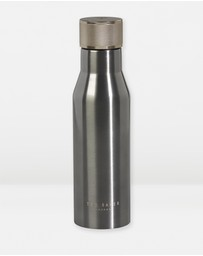 Ted Baker - Water Bottle with Knurled Lid