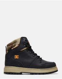 DC Shoes - Mens Peary Winter Boot