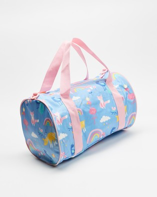 Penny Scallan Coated Rainbow Duffle Bag   Kids - Duffle Bags (Rainbow)