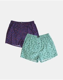 Coast Clothing - Spot Boxer 2 Pack