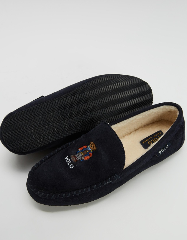 Polo Ralph Lauren - Dezi V Bear Slippers