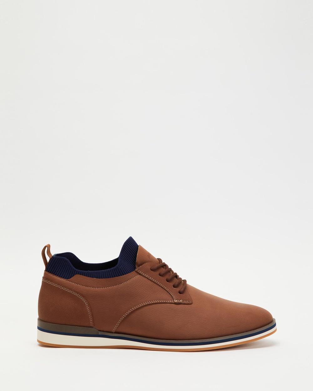 ALDO Gladosen Shoes Sneakers Cognac