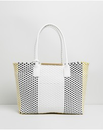 Ted Baker - ​Maargo Woven Tote