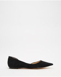 Atmos&Here - Kasey Leather d'Orsay Flats