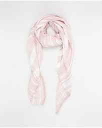 Banana Republic - Shine Stripe Rectangular Scarf