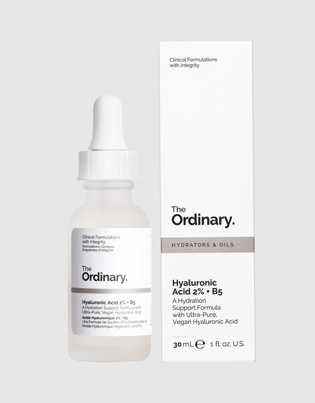The Ordinary - Hyaluronic Acid 2% + B5 30ml