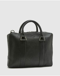 Oxford - Lambert Leather Briefcase