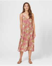 Auguste The Label - Bonnie Beachside Midi Dress