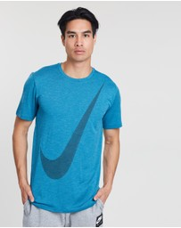 Nike - Breathe SS Top