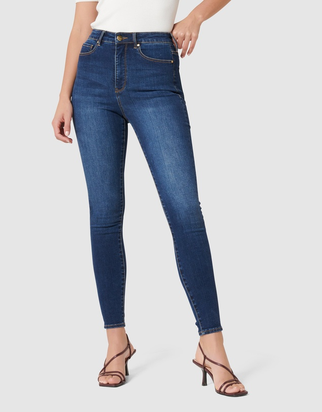 Forever New - Bella High-Rise Sculpting Jeans