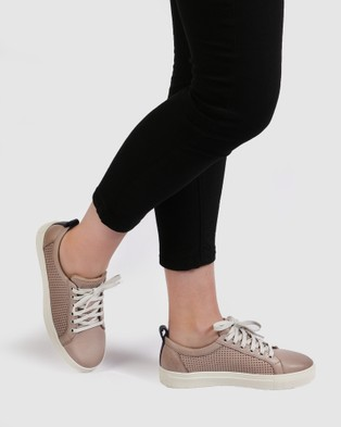 S by Sempre Di Averil Sneakers - Lifestyle Sneakers (GREY-100)
