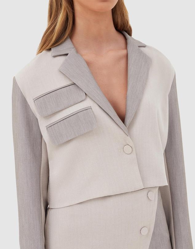 Women Cala Crop Blazer