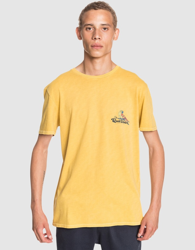 Quiksilver - Mens Flying Fortress T Shirt