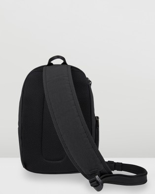 Travelon Metro Sling Backpack - Backpacks (Black)