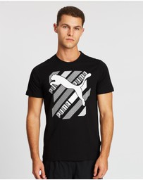 Puma - Cat Brand Graphic Tee